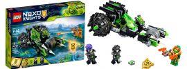 LEGO 72002 Doppelinfektor | LEGO NEXO KNIGHTS online kaufen