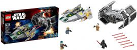 LEGO 75150 Vaders TIE-Fighter vs. A-Wing Starfighter | LEGO STAR WARS online kaufen