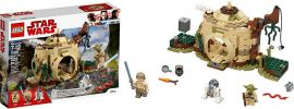 LEGO 75208 Yodas Hütte | LEGO STAR WARS online kaufen