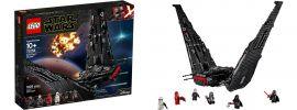 LEGO 75256 Kylo Ren's Shuttle | LEGO STAR WARS online kaufen