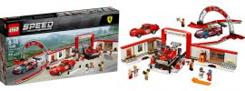 LEGO 75889 Ferrari Ultimative Garage | LEGO SPEED CHAMPIONS online kaufen