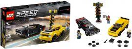 LEGO75893 Dodge Challenger und Dodge Charger | LEGO Speed Champions online kaufen