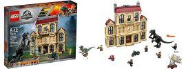 LEGO 75930 Indoraptor-Verwüstung des Lockwood Anwesens | LEGO JURASSIC WORLD online kaufen