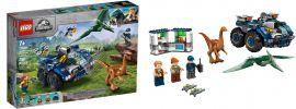 LEGO 75940 Ausbruch von Gallimimus und Pteranodon | LEGO JURASSIC WORLD online kaufen