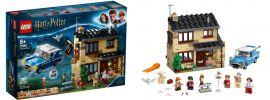 LEGO 75968 Ligusterweg 4   LEGO Harry Potter online kaufen