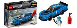 LEGO 75891 Rennwagen Chevrolet Camaro ZL1 | LEGO Speed Champions online kaufen