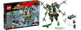 LEGO 76059 SpiderMan Doc Ocks Tentakelfalle | LEGO SUPER HEROES MARVEL online kaufen
