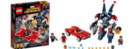 LEGO 76077 Iron Man gegen Detroit Steel | LEGO SUPER HERO online kaufen