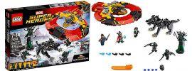 LEGO 76084 Das ultmative Kräftemessen um  Asgard | LEGO SUPER HEROES MARVEL online kaufen