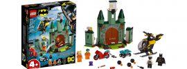 LEGO 76138 Jocker auf der Flucht und Batman |  LEGO SUPER HERO online kaufen