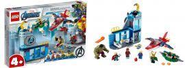 LEGO 76152 Avengers Lokis Rache   LEGO MARVEL online kaufen