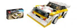 LEGO 76897 Audi Sport quattro S1 | LEGO Speed Champions online kaufen