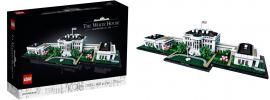 LEGO 21054 Das Weiße Haus | LEGO Architecture online kaufen