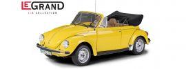 LEGRAND LE100 VW Käfer Cabrio 1303 | Limited Edition | Premium Bausatz 1:8 online kaufen
