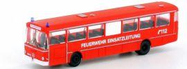 LEMKE LC4024 MB O 307 Überlandbus DB Feuerwehr | Blaulichtmodell 1:160 online kaufen