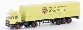 LEMKE LC4061 MAN F90 Sattelzug Warsteiner | Lkw-Modell 1:160 online kaufen