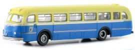 LEMKE LC3519 MB O 6600 München blau/weiß | Bus-Modell 1:160 online kaufen