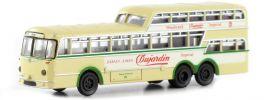 LEMKE LC3912 Büssing Aero 1 1/2 Decker Essen Dujardin Busmodell 1:160 online kaufen