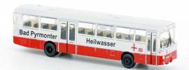 LEMKE LC4021 MB O 307 Überlandbus DB Bad Pyrmonter Heilwasser | Lkw-Modell 1:87 online kaufen