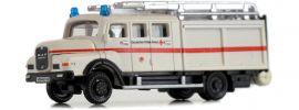LEMKE LC4223 MAN LF 16 Gerätewagen DRK | Blaulichtmodell 1:160 online kaufen