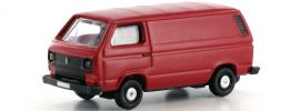 LEMKE LC4301 VW T3 Kasten orientrot | Automodell 1:160 online kaufen