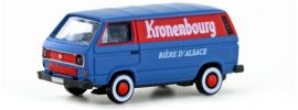 Lemke LC4327 VW T3 Kasten KRONENBOURG | Bus-Modell Spur N 1:160 online kaufen