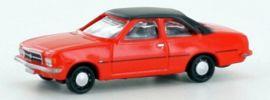 LEMKE LC4504 Opel Rekord D Coupé rot-orange | Modellauto 1:160 online kaufen