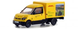 LEMKE LC4554 Streetscooter Work DHL Stuttgart | Modellauto 1:160 online kaufen