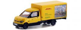 LEMKE LC4557 Streetscooter Work-L DHL Frankfurt | Modellauto 1:160 online kaufen