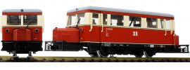 LGB 24662 Schienenbus VT 133 525 DR | mfx/DCC Sound | Spur G online kaufen