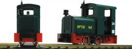 LGB 25911 Feldbahn-Diesellok MPSB | analog | Spur G online kaufen