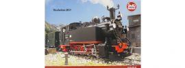 LGB 285379 Neuheitenkatalog 2017 | deutsch |  GARTENBAHN Spur G online kaufen
