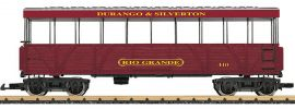 LGB 30261 Aussichtswagen Rio Grande D&S RR | Spur G online kaufen