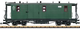 LGB 30323 Gepäckwagen S.St.E. | Spur G online kaufen