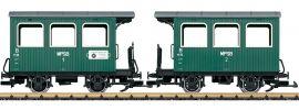 LGB 30402 Personenwagen MPSB | Spur G online kaufen