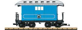 LGB 31052 Gepäckwagen Lake George & Boulder RR | Spur G online kaufen
