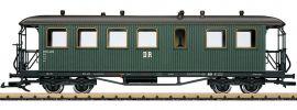 LGB 31356 Personenwagen 2.Kl. DR | Spur G online kaufen