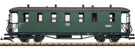 LGB 31357 Personenwagen 2.Kl. DR | Spur G online kaufen