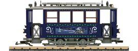 LGB 32351 Anhänger zu Weihnachtsstraßenbahn | Spur G online kaufen