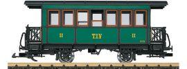 LGB 33201 Personenwagen 2.Kl. B34 M.T.V | Spur G online kaufen