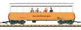 LGB 33353 Offener Aussichtswagen mit Sound | RhB | Spur G online kaufen