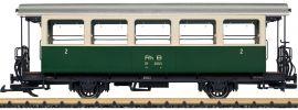 LGB 33552 Personenwagen 2.Kl. RhB | Spur G online kaufen