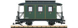 LGB 35092 Sächsischer Personenwagen 107K SOEG   Spur G online kaufen