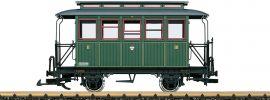 LGB 35096 Personenwagen 3.Kl. k.sä.St.E. | Spur G online kaufen