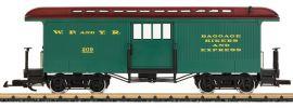 LGB 36846 Gepäckwagen | WP&YR | Spur G online kaufen