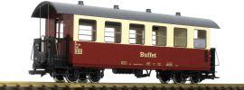 LGB 37734 Buffetwagen HSB | Spur G online kaufen