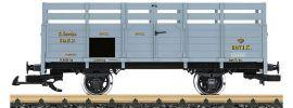 LGB 40032 Offener Güterwagen K.Sächs.St.E.B.   Spur G online kaufen