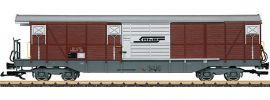 LGB 40082 Gedeckter Güterwagen Gak-v RhB | Spur G online kaufen