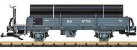 LGB 40092 Niederbordwagen mit Ladegut Röhren RhB | Spur G online kaufen