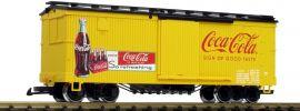 LGB 40672 Gedeckter Güterwagen Coca Cola | Spur G online kaufen